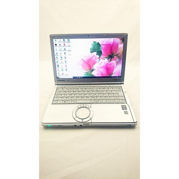 ノートパソコン 中古パソコン パナソニック レッツノート CF-SX4 Windows10 MicrosoftOffice2016 第5世代Corei5 高速SSD480GB メモリ8GB Bluetooth|omlstore|03
