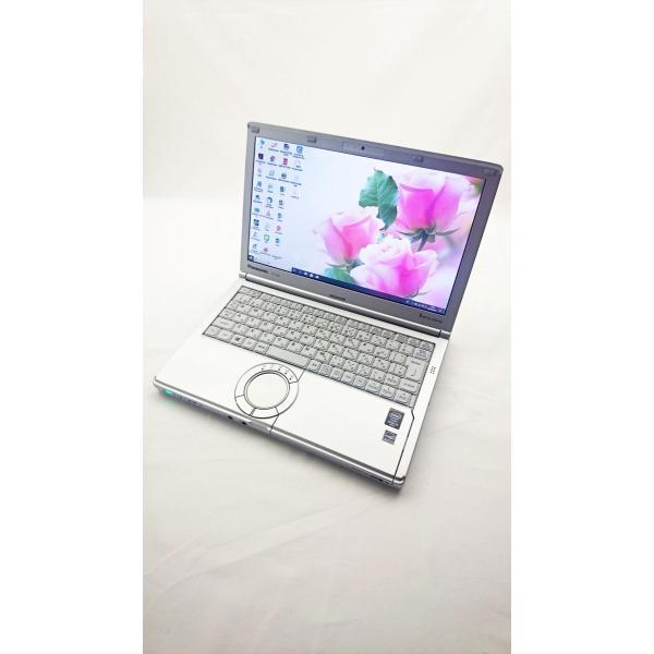ノートパソコン 中古パソコン パナソニック レッツノート CF-SX4 Windows10 MicrosoftOffice2016 第5世代Corei5 高速SSD480GB メモリ8GB Bluetooth|omlstore|05