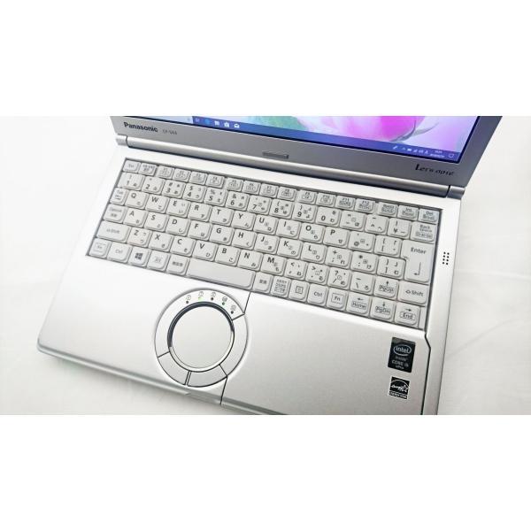 ノートパソコン 中古パソコン パナソニック レッツノート CF-SX4 Windows10 MicrosoftOffice2016 第5世代Corei5 高速SSD480GB メモリ8GB Bluetooth|omlstore|06