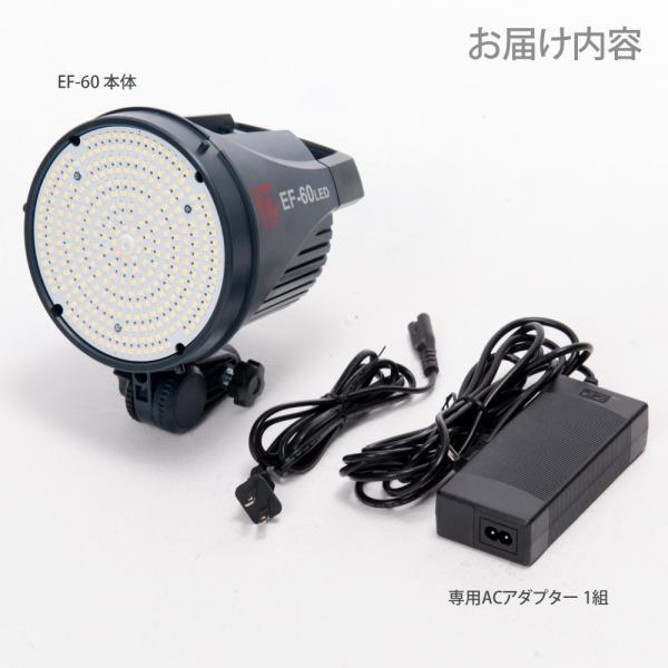 =予約注文受付中= Ra95 高演色 JINBEI 60W 撮影用LEDライト本体(デイライト)