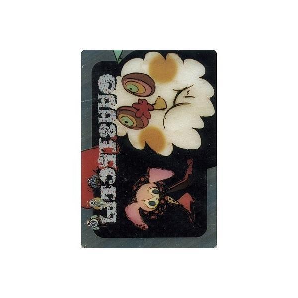 バンダイ 魔法少女まどか☆マギカ ウエハース 17.キャラクターカード11 お菓子の魔女&ハコの魔女|omochayaya
