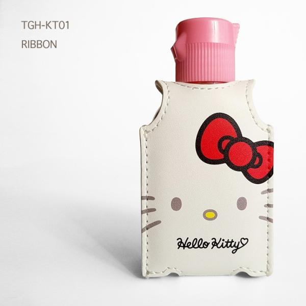 ハローキティ 手ピカジェルホルダー リボン TGH-KT01|omoide-tottoco|02