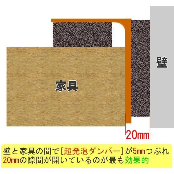 家具転倒防止グッズ/地震対策/不動王 L型固定式(FFT-001)ポイント7倍|omotesando-club|07
