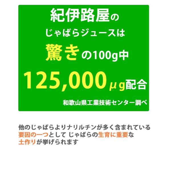 じゃばら ジュース 無添加 ストレート 果汁100% 720ml×3 紀伊路屋 ナリルチン豊富|omotesando-club|03