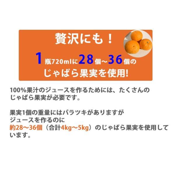 じゃばら ジュース 無添加 ストレート 果汁100% 720ml×3 紀伊路屋 ナリルチン豊富|omotesando-club|07