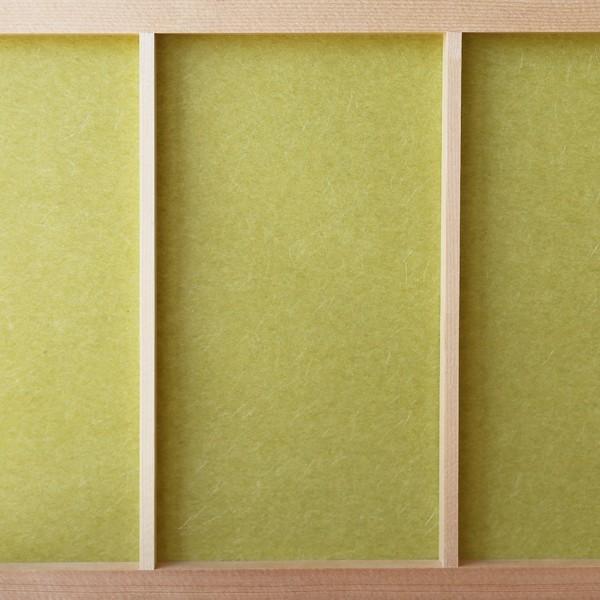 障子紙 おしゃれ インテリア障子紙 カラー和紙 やなぎ 大直|on-washi