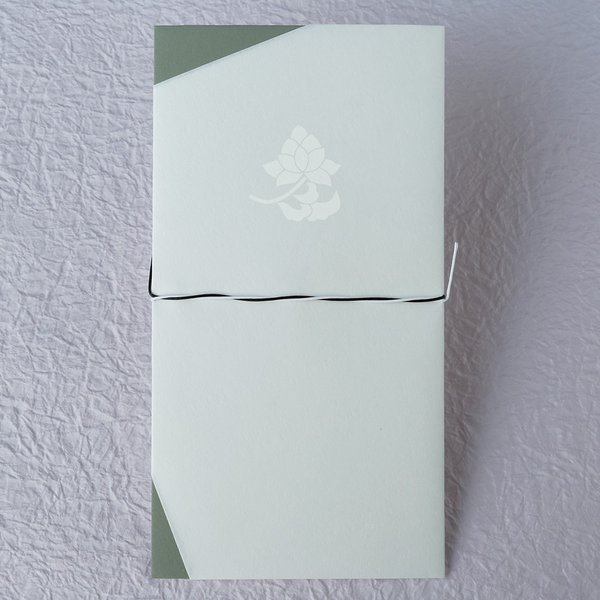 不祝儀袋 仏式専用 紙幣包み 00032(ネコポス可)