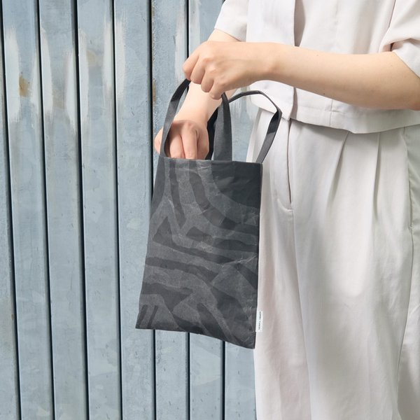 SIWA SAMIRO YUNOKI バッグフラット S 04|on-washi