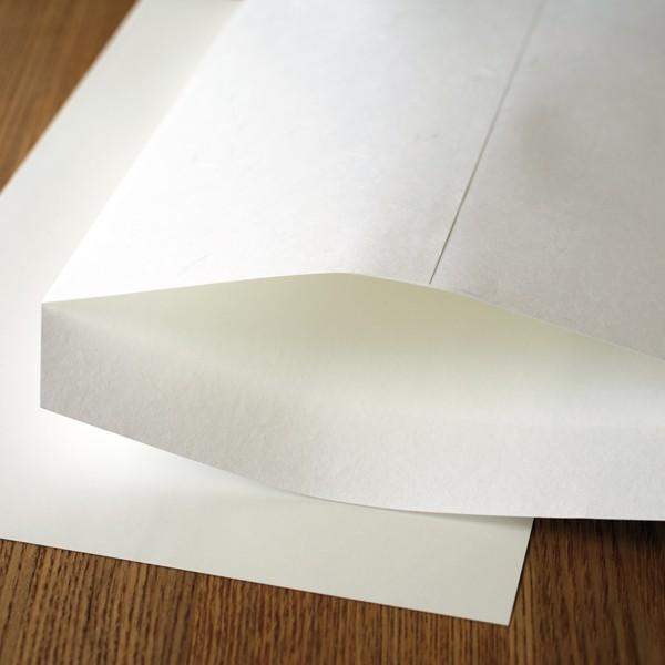 コピー プリンタ用紙 和紙 角2封筒 大直礼状紙 25枚入 プリンター用和紙|on-washi|02