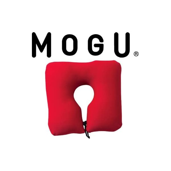 MOGU ポータブルネックピロー (CH チャコールグレー) 833006 once20200619 02