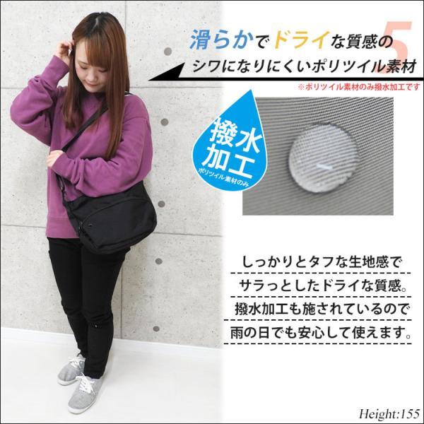 ショルダーバッグ ショルダーバック メンズ メッセンジャーバッグ メンズ 合皮 ブランド 小さめ ミニバッグ 軽量 大容量 スウェット レザー 帆布 サコッシュ|one-styles|10