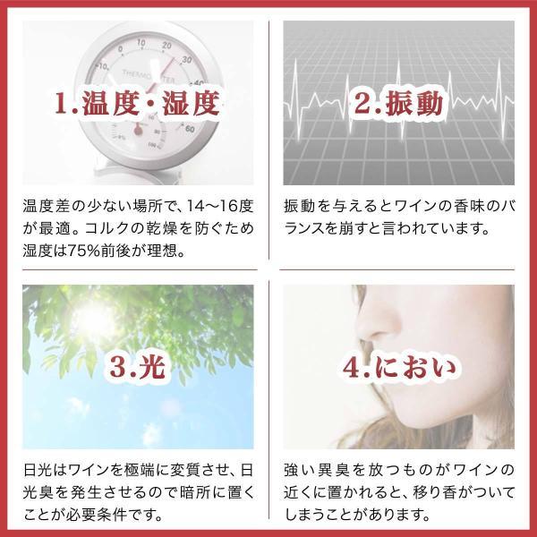 ワインセラー 家庭用 ワインクーラー 冷蔵庫 ワイン収納 スリムタイプ 18本収納 送料無料|onedollar8|04