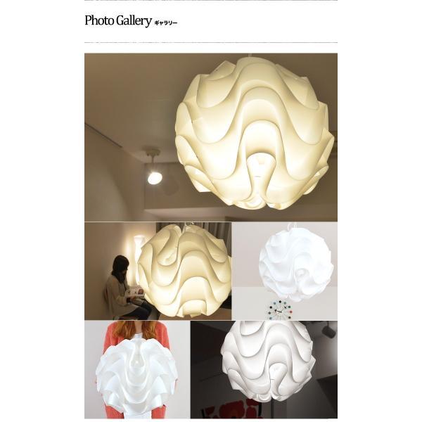 照明 ライト 天井照明 ペンダントライト LED ランプ 北欧風 モダン 43cm シェードランプ 間接照明 送料無料|onedollar8|05