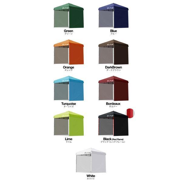 テント タープ タープテント 2m 200 ワンタッチ ワンタッチテント ワンタッチタープ 日よけ アウトドア バーベキュー FIELDOOR 送料無料|onedollar8|03
