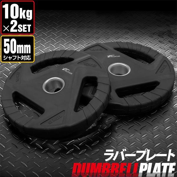ダンベルプレート 穴あき 10kg 2枚セット 穴径50mm 追加 バーベル用 プレート バーベルプレート ダンベル 筋トレ ホームジム ウエイトトレーニング 送料無料