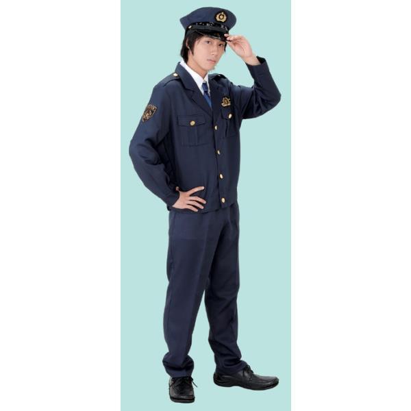 警察 衣装