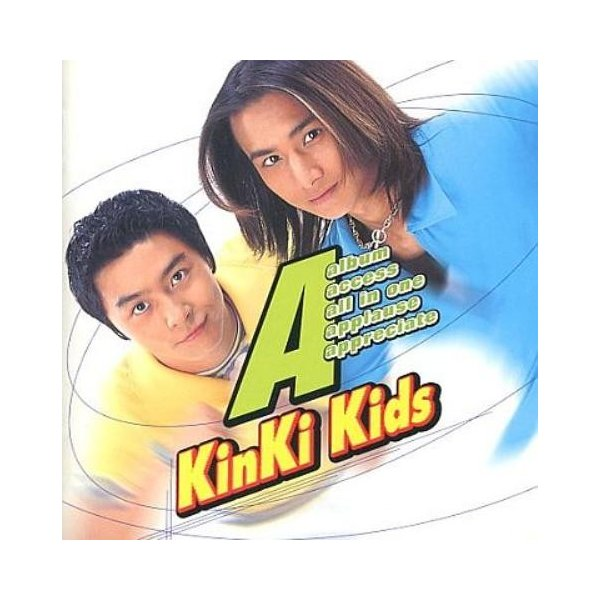 A album / KinKi Kids /【Buyee...