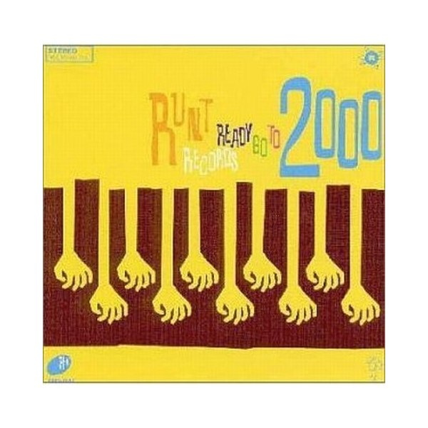 RUNT RECORDS READY GO TO 2000/V.A|onelife-shop