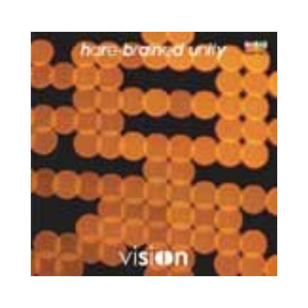 【新古品】vision / hare-brained unity ※シングル盤 レーベル赤|onelife-shop