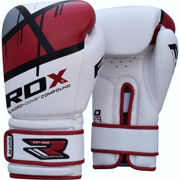 RDX グローブ Maya ハイド レザー ボクシング グローブ F7 レッド 12oz パンチンググローブ スパーリング 送料無料 プレゼント|oneofakind