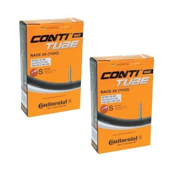 コンチネンタル タイヤ Continental タイヤチューブ2本セット GRAND PRIX 4000 S II グランプリ4000S2 700 x 23C /仏式42mm 送料無料|oneofakind|03