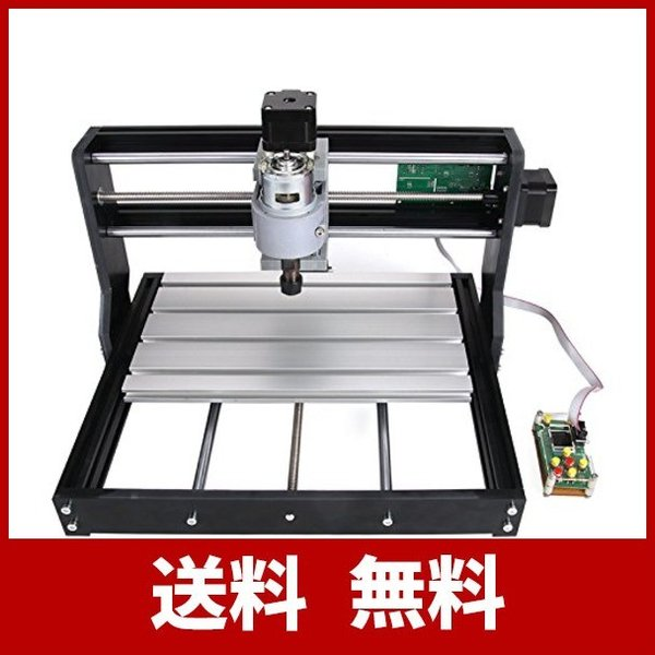 DIY CNCルータキット CNC3018-PRO ER11 と ミニフライス盤 USBデスクトップ彫刻機、木材、木工用 - DIY CNC Rout|onesbest