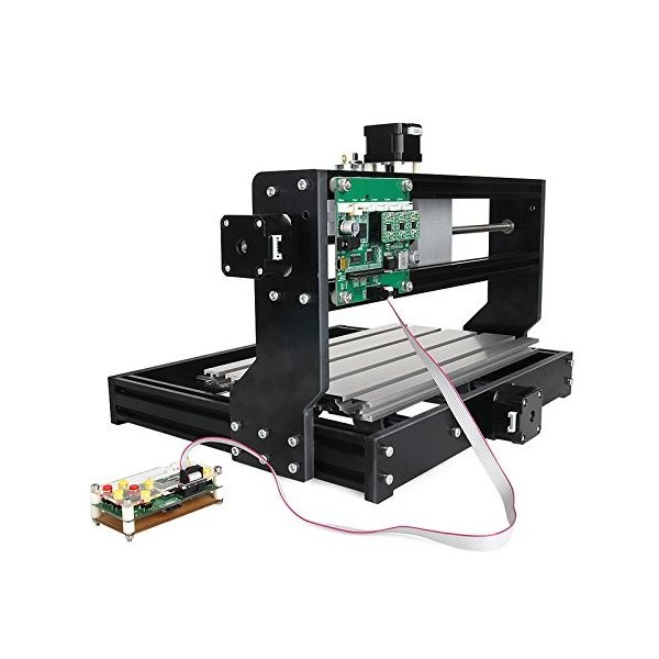 DIY CNCルータキット CNC3018-PRO ER11 と ミニフライス盤 USBデスクトップ彫刻機、木材、木工用 - DIY CNC Rout|onesbest|03