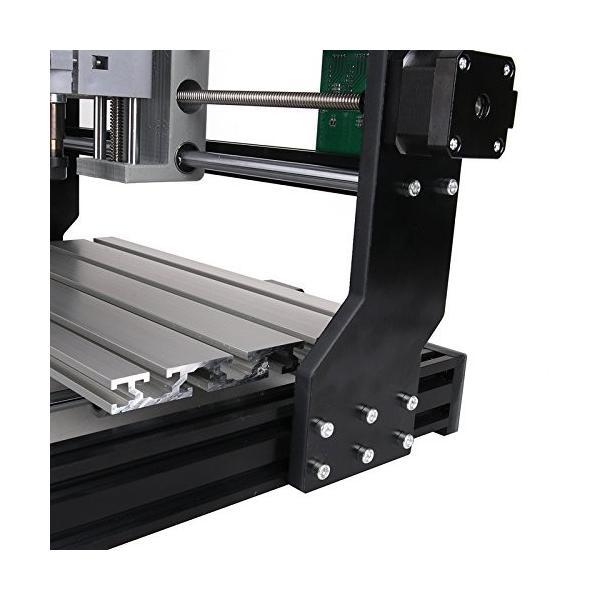 DIY CNCルータキット CNC3018-PRO ER11 と ミニフライス盤 USBデスクトップ彫刻機、木材、木工用 - DIY CNC Rout|onesbest|04