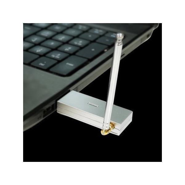 ゾックス USBワンセグチューナー シルバー DS-DT308SV ネコポス送料無料