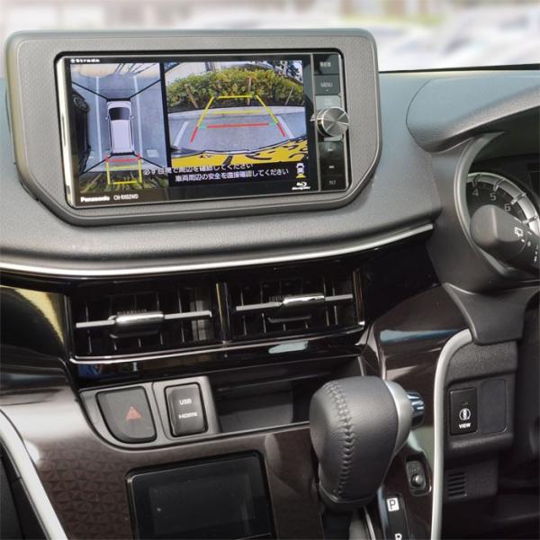 【ワントップ/OneTop】ダイハツ車用バックカメラ変換アダプター(パノラマモニター対応純正ナビ装着用アップグレードパック付車用) TPD053BA|onetop-onlineshop|02