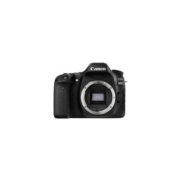 キャノン EOS 80D ボディ【送料無料】 2420万画素 デジタル一眼カメラ [EOS 80D ボディ]