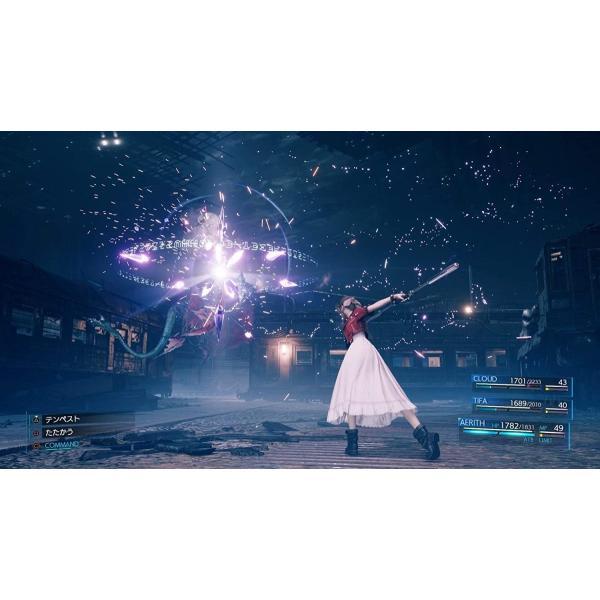 【新品・送料無料】ファイナルファンタジーVII リメイク - PS4|onlineshopkawasaki|05
