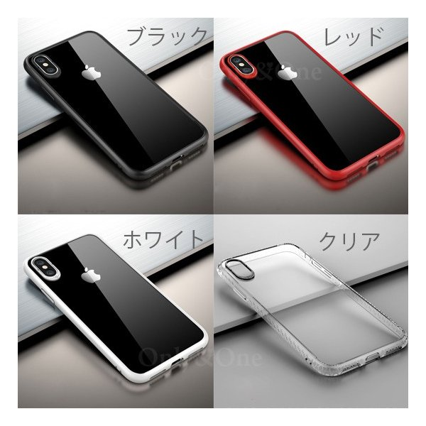 iPhoneケース iPhone X iPhone10  ケース 極薄 薄い 軽量 バッククリアクールケース(全4色)(ipn)(shc)|only-and-one|04