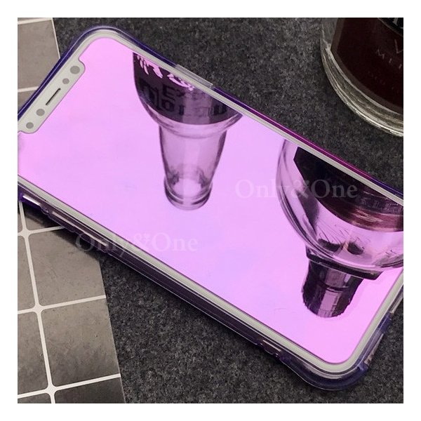 iPhone X iPhone10 液晶保護フィルム 鏡面 ミラー ガラスフィルム 保護シール 画面フィルム(全5色)(ipn)(shs)|only-and-one|03