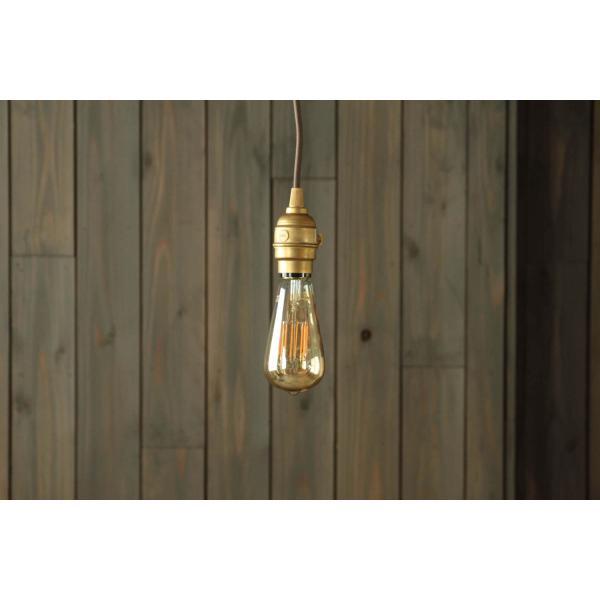 【フィラメントLED電球「Siphon」エジソン LDF30A】E26 クリア ガラス レトロ アンティーク  インダストリアル ブルックリン お洒落 照明 間接 ランプ|only1-led|04