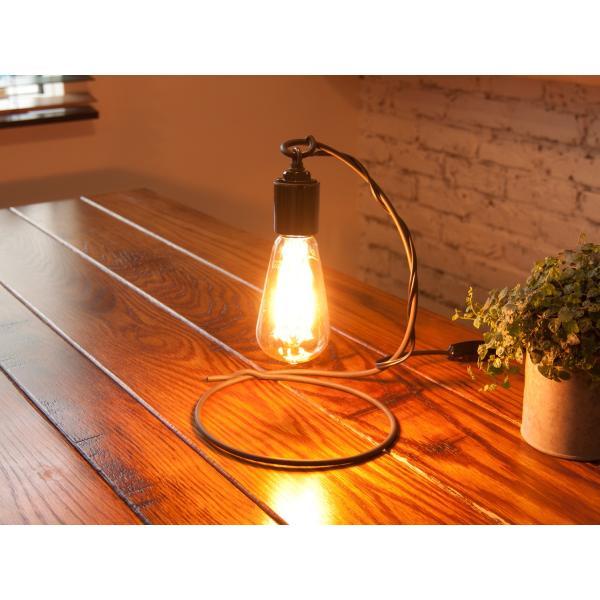 【フィラメントLED電球「Siphon」エジソン LDF30A】E26 クリア ガラス レトロ アンティーク  インダストリアル ブルックリン お洒落 照明 間接 ランプ|only1-led|08