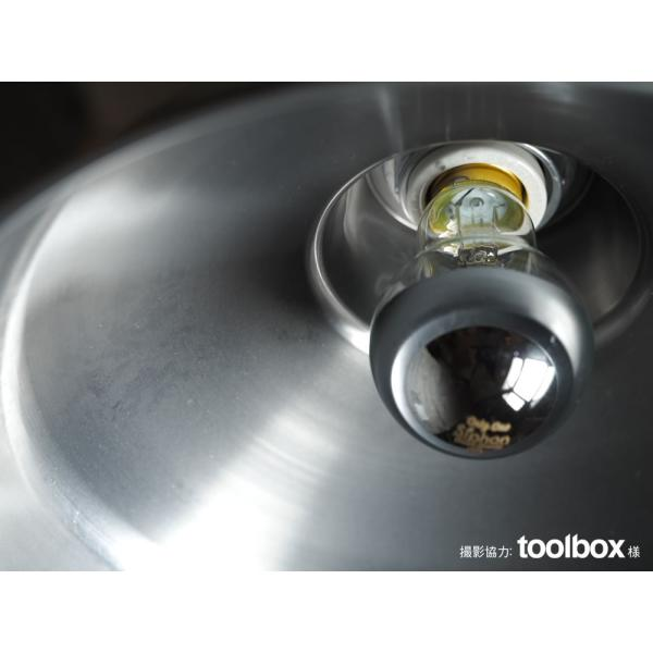 【フィラメントLED電球「Siphon」ザ・バルブ LDF38】E26 Silver mirror  Tミラー レトロ アンティーク インダストリアル ブルックリン  間接照明 ランプ|only1-led|05