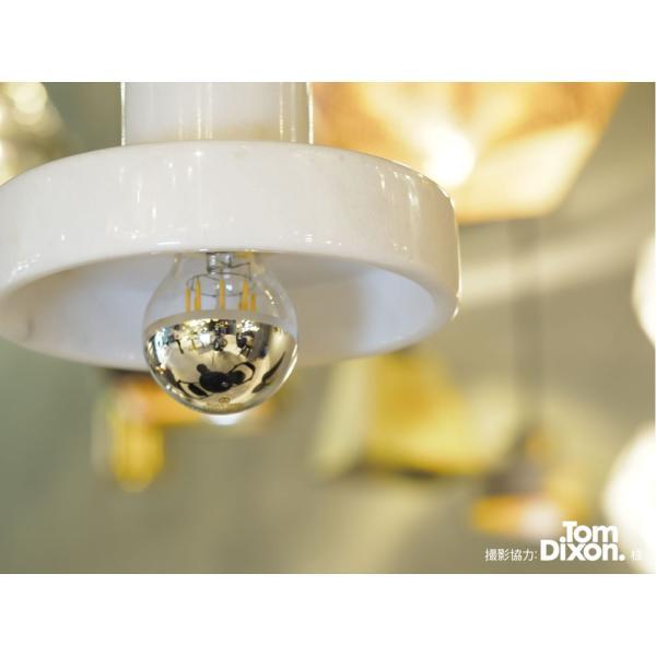 【フィラメントLED電球「Siphon」ザ・バルブ LDF38】E26 Silver mirror  Tミラー レトロ アンティーク インダストリアル ブルックリン  間接照明 ランプ|only1-led|07
