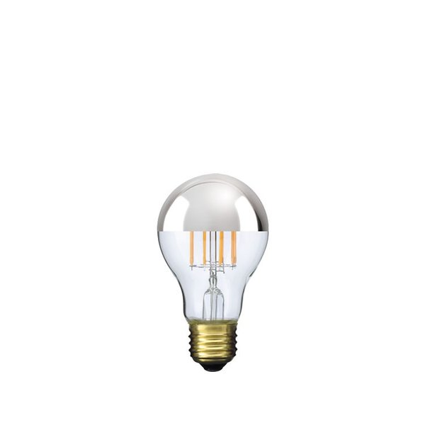 【フィラメントLED電球「Siphon」ザ・バルブ LDF40】E26 Silver mirror 電球色 Tミラー レトロ アンティーク インダストリアル ブルックリン  間接照明 ランプ|only1-led|02