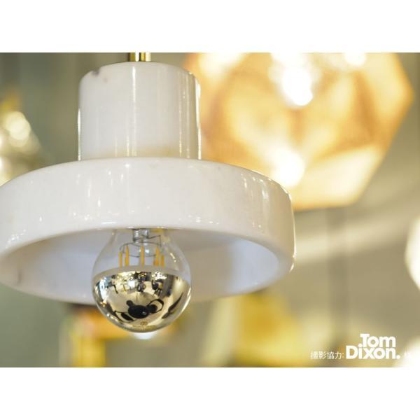 【フィラメントLED電球「Siphon」ザ・バルブ LDF40】E26 Silver mirror 電球色 Tミラー レトロ アンティーク インダストリアル ブルックリン  間接照明 ランプ|only1-led|06