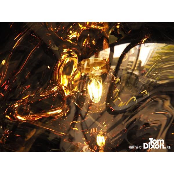 【フィラメントLED電球「Siphon」ボール50 LDF42】E17 暖系電球色 クリア レトロ アンティーク インダストリアル ブルックリン お洒落 照明 間接照明 ランプ|only1-led|04