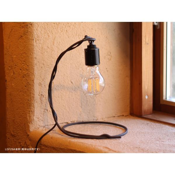 LED電球 E26 フィラメント LED クリア電球 40W相当 500lm 暖系電球色 間接照明 ブルックリン ヴィンテージ レトロ 「Siphon オリジナル」|only1-led|05