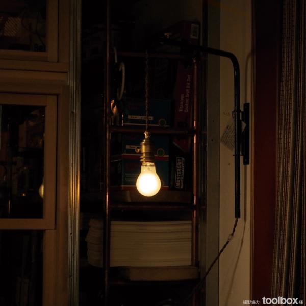 【フィラメントLED電球「Siphon」Frost ザ・バルブ LDF54】 E26 フロスト レトロ アンティーク インダストリアル ブルックリン  間接照明 ランプ only1-led 07