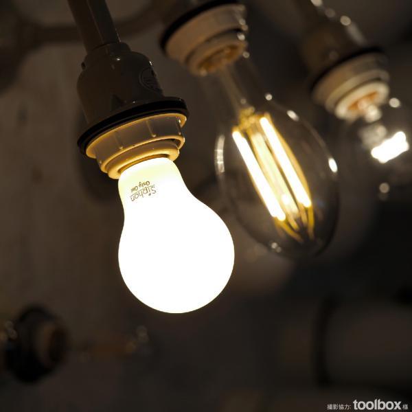 【フィラメントLED電球「Siphon」White ザ・バルブ LDF56】 E26 フロスト レトロ アンティーク インダストリアル ブルックリン  間接照明 ランプ|only1-led|07