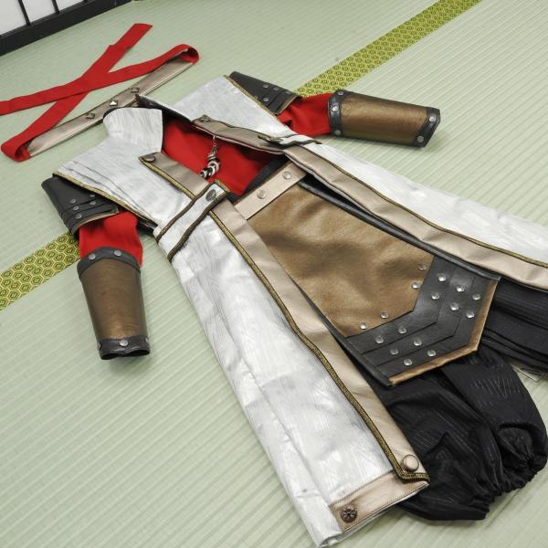 七五三 袴 ブランド/男の子  着物 レンタル 5歳 袴セット 子供  JAPAN STYLE 04-661IM SENGOKU BUSHO|onlyyou|05