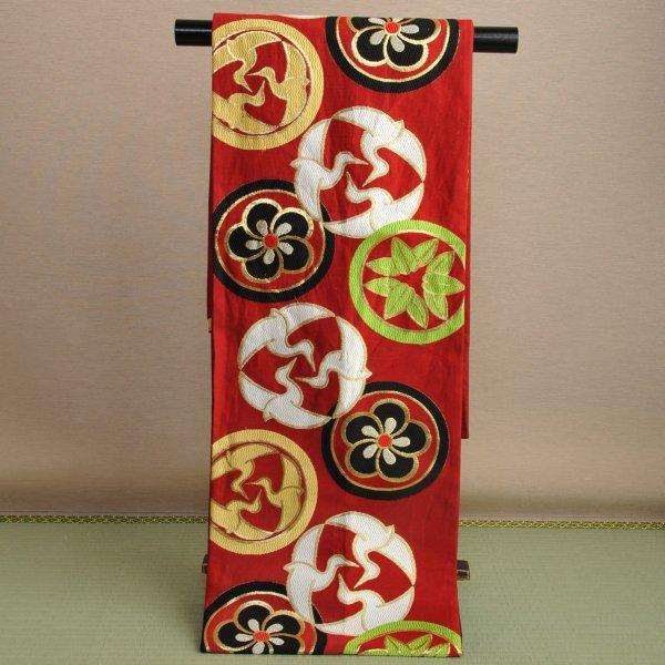 振袖用袋帯 /Kansai/レンタル/ママ振/結婚式/成人式/入学式/卒業式/着物/25-149NK|onlyyou|02