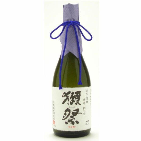 獺祭(だっさい)純米大吟醸磨き二割三分720ml磨き23(日本酒/山口県/旭酒造)お酒