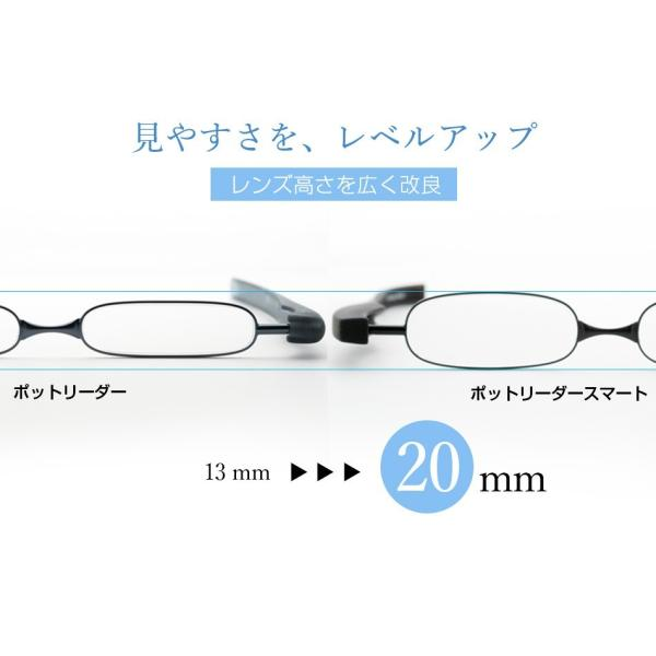 老眼鏡 シニアグラス ポッドリーダースマート Podreader smart  全10色 リーディンググラス かっこいい 男性用 おしゃれ 女性用 正規販売代理店|onokonoshop|12