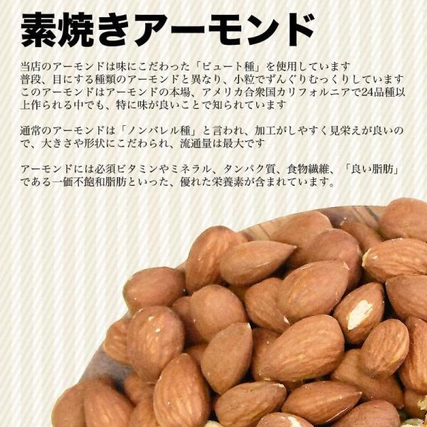 無塩・無添加 ミックスナッツ 100g×1袋 訳あり 割れ・欠け混み くるみ アーモンド 少量のカシューナッツ 3種のナッツ メール便限定 送料無料 onomichi-marukin 10
