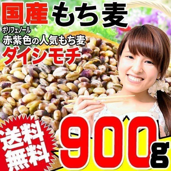 国産 もち麦 もちむぎ(ダイシモチ) 1kg 2017年度産 わけあり 訳あり βグルカン 送料無料|onomichi-marukin